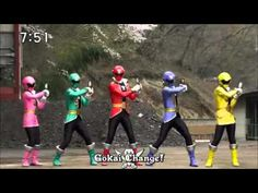 Gokaiger Shinkenger Tribute