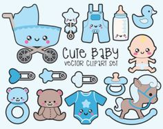 Premium Vector Clipart  Kawaii Mail Clipart  Kawaii Post