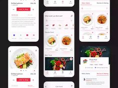 Here's a Foodbit UI UX Case Study for an iOS app Foodbit UI UX Case Study Full View Behace _ 📩Drop us a line at :rdd _ Available for hire Full-time position (Remote), Contract,. Ui Design Mobile, Mobile Application Design, Mobile Ui, Restaurant Website Design, Restaurant App, Food Web Design, App Ui Design, Event App, Website Design Inspiration