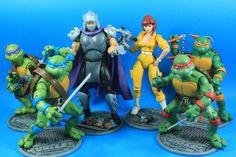 TMNT Classic April O'neil (Teenage Mutant Ninja Turtles) Custom Action Figure