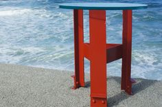 Furniture made from the Golden Gate Bridge. Seriously.