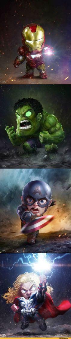 мстители-Marvel-фэндомы-арт-2152893.jpeg (700×3335)