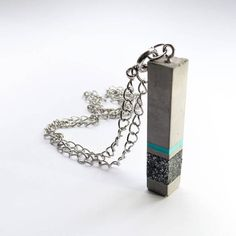 Hey, I found this really awesome Etsy listing at https://www.etsy.com/listing/503214550/concrete-cement-necklace-jewelry