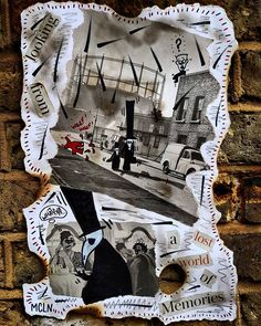 Looking From A Lost World Of Memories Mixed Media on burnt parchment 2016  #mcln #themcln #mclnart #mclnstreetart #plaguedoctor #miasma #bubonic #plague #art #londonstreetart #streetart #graffiti #artwork #urbanart #london #londonart #shoreditch #shoreditchstreetart #eastlondon #eastend #bricklane #painting #ukstreetart #contemporaryart #londonlife #streetarteverywhere #urbanexpressionism by mcln_art from Shoreditch feed from Instagram hashtag #shoreditch  www.justhype.co.uk Hype Store…