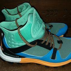 san francisco 29050 199ef adidas Shoes   New Adidas Supernova Riot Women 9.5 Tough   Color  Blue Green    Size  9.5