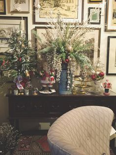 Where To Put The Christmas Tree nell hills christmas decor inspiration