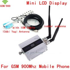 Cheap signal repeater booster, Buy Quality gsm amplifier directly from China repeater booster Suppliers: led Screen display GSM 900 enhanced version repeater celular MOBILE PHONE Signal Repeater booster,GSM amplifier + Yagi Antenna Led, Mp3 Player, Display, Alibaba Group, China, Billboard, Floor Space, Porcelain