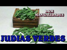 tutorial: miniature beans