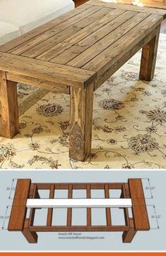 DIY Furniture Plans & Tutorials : Mesa