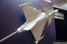 SAAB display Fighter Jets, Display, Cool Stuff, Floor Space, Billboard