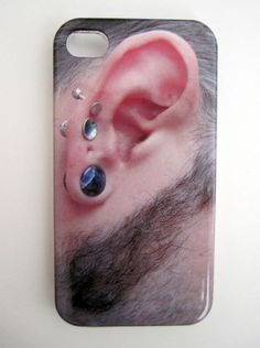 ok-i wasn't grossed out by this until i realized what it really was-lol Best of the Worst - Ugly iPhone Cases
