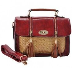 Torebka Cambridge Style Frill And Zip - Red No Frills, Cambridge, Zip, Bags, Shopping, Style, Handbags, Dime Bags, Lv Bags