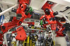 Fabryka GB Vico w Pomigliano (Spawalnia)