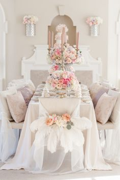 Marie Antoinette Inspiration Shoot