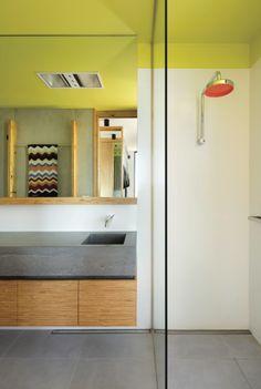 Anglesea Framed: A seaside hamlet | Australian Design Review | Photo by Dianna Snape  #Architecture #Australia #Design #Bathroom #Interior