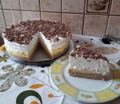 Kremes bez varenia a pecenia Tiramisu, Cheesecake, Sweet Tooth, Deserts, Pudding, Cooking Recipes, Sweets, Bacon, Cookies