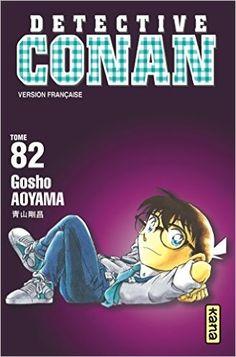 Couverture Détective Conan, tome 82