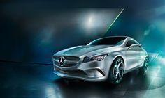 The new Mercedes Concept Style Coupé