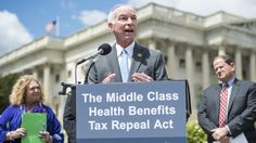 NPR News: Looming Tax On High-End Health Plans Draws Heavy Fire The next fight about the Affordable Care Act unites business leaders politicians and many unions against leading economists. Will the 2018 tax reduce health costs or just shift the costs to patients? Follow and: aePiot.ro