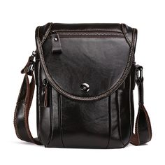 man street style LOVMAXI New 100% Genuine Leather Men Messenger Bags Small Male Shoulder Bag Causal Men's Handbags Small Retro Crossbody Bag *** AliExpress Affiliate's buyable pin. Find out more on www.aliexpress.com by clicking the VISIT button #MensCrossbodyBagsLeather