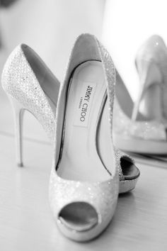 Jimmy Choo wedding shoes!!!!!