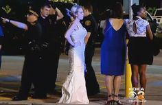 A groom was arrested on his wedding night after groping a pregnant waitress.   Weddings   Happy Place