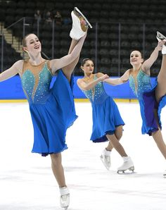 Competition Recap: 2017 Midwest & Pacific Coast Synchronized Skating Championships-Fond Du Lac Blades-Junior -Free Skate