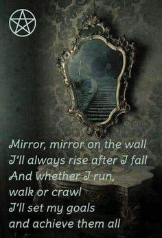 Mirror mirror                                                                                                                                                                                 More