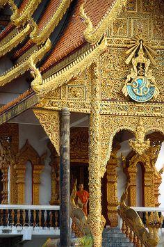 Wat Buppharam, Chian