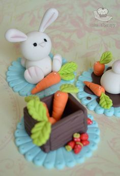 1000+ images about Easter/bunny theme/Easter dessert table/Spring ...