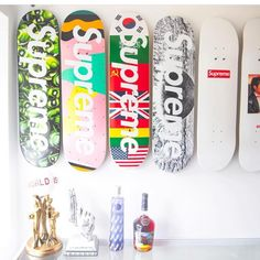 supremenewyork decks will be up online Saturday!!! Available online and In  store 7d2dae1af