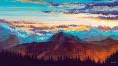 ArtStation - Daylight, Alena Aenami