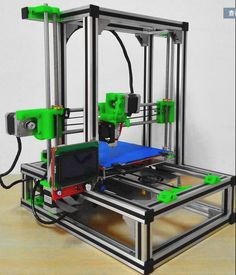 3d-drucker kit high precision I3 prusa aluminium profil verbesserte version der DIY suite drucker 3D