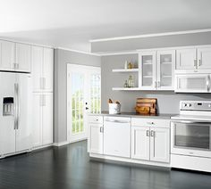 Win a new set of Whirlpool Appliances