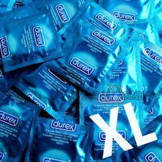 100-DUREX-COMFORT-XL-Condoms-Large-CE-Discreet-FREE-SHIPPING-ALL-WORLD