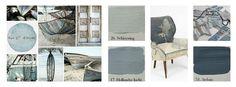 Beach colors by L'Authentique Paints & Interior