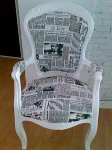 ARQUITECTURA DIRECTA: Muebles reciclados, una opción económica.