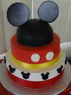Mickey Mouse Baby Shower Party Ideas | Photo 2 of 29 | Catch My Party