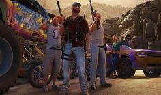 Ghost Recon Wildlands trailer introduces new Narco Road DLC