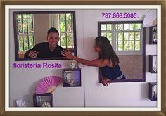 Photo booth.  Aguada, Puerto Rico