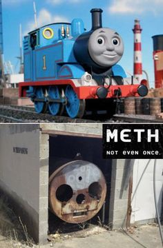Sélection de la semaine, #WTF, #Cosplay, #Geek, #FunFacts, #Design, #Photographie, #Vrac - Humour – Thomas the meth addict