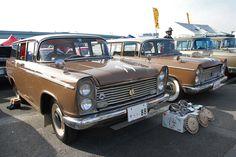 1961 & 1962 Nissan Cedric Van