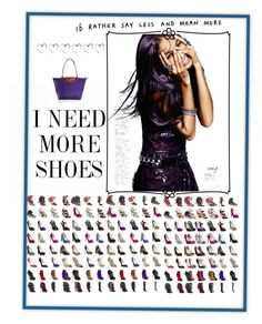 """""""I Need More Shoes"""" by jamie-760 ❤ liked on Polyvore featuring Brian Atwood and Longchamp"""