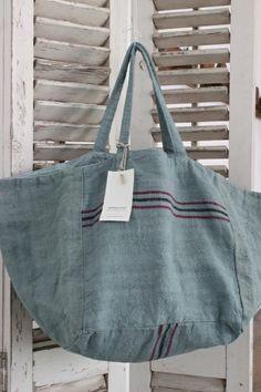 My Style Bags, Big Tote Bags, Tribal Bags, Diy Sac, Diy Bags Purses, Diy Handbag, Creation Couture, Craft Bags, Linen Bag