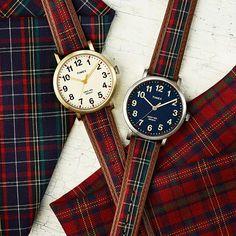 Timex Tartan