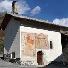 Itinerario 3 - I cicli affrescati della Valle di Susa | ValleSusa Tesori