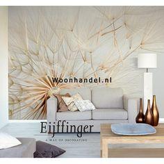 393007 Flutter Eijffinger Fotobehang Pluim Zacht - Woonhandel