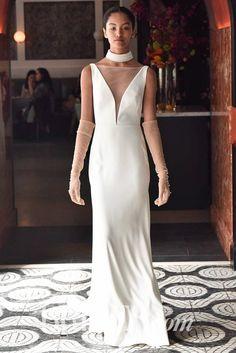 Spring 2018 Wedding Dress & Bridal Gowns Trends | Brides | Brides