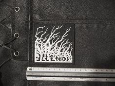"Ellende Patch ""branches"" from Ellende Branches, Logo, Black, Logos, Black People, Eggplant, Environmental Print"