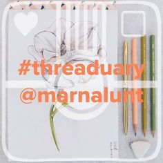 Finally written the blog post about #threaduary. Explains a bit about what Im doing and why. Go see  http://ift.tt/2rPMUwl . . . #textileart #threaduary #threadtherapy #marnalunt #embroidery #embroideryart #embroideryfloss #embroideryhoopart #embroideryinstaguild #bordado #broderie #dmcthreads #dmccreativeworld #dmcembroidery #needlework #stitchersofinstagram #artistsoninstagram #modernembroidery #contemporaryembroidery #doitfortheprocess